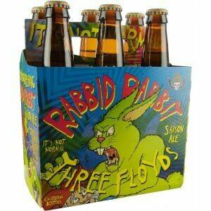 3 Floyds Rabbid Rabbit 6pk bottles