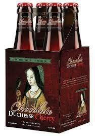 Duchesse De Bourgogne Cherry Chocolate 4pk