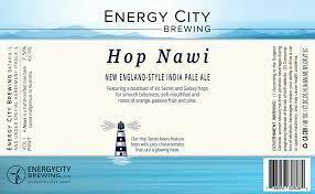 Energy City Hop Nawi 4pk