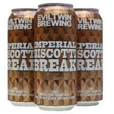 Evil Twin Imperial Biscotti Break 4pk cans