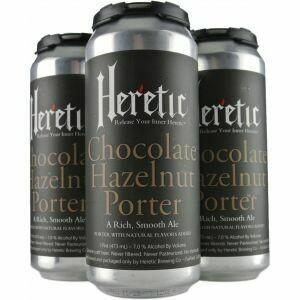 Heretic Chocolate Hazelnut Porter 4pk