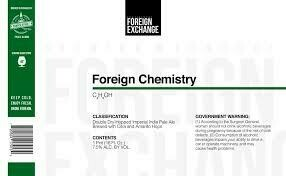 Foreign Exchange Brewing Foreign Chemistry 4pk cans