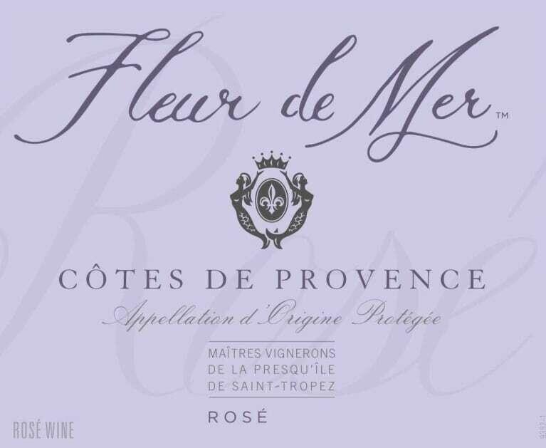 Fleur De Mer Rose 2018 750ml
