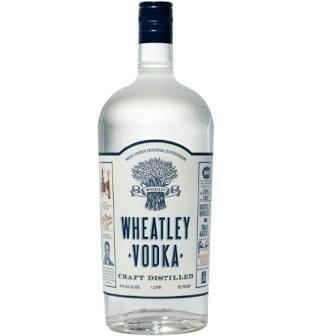 Wheatley Vodka 1 Liter bottle