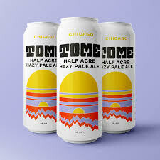 Half Acre Tome 4pk cans