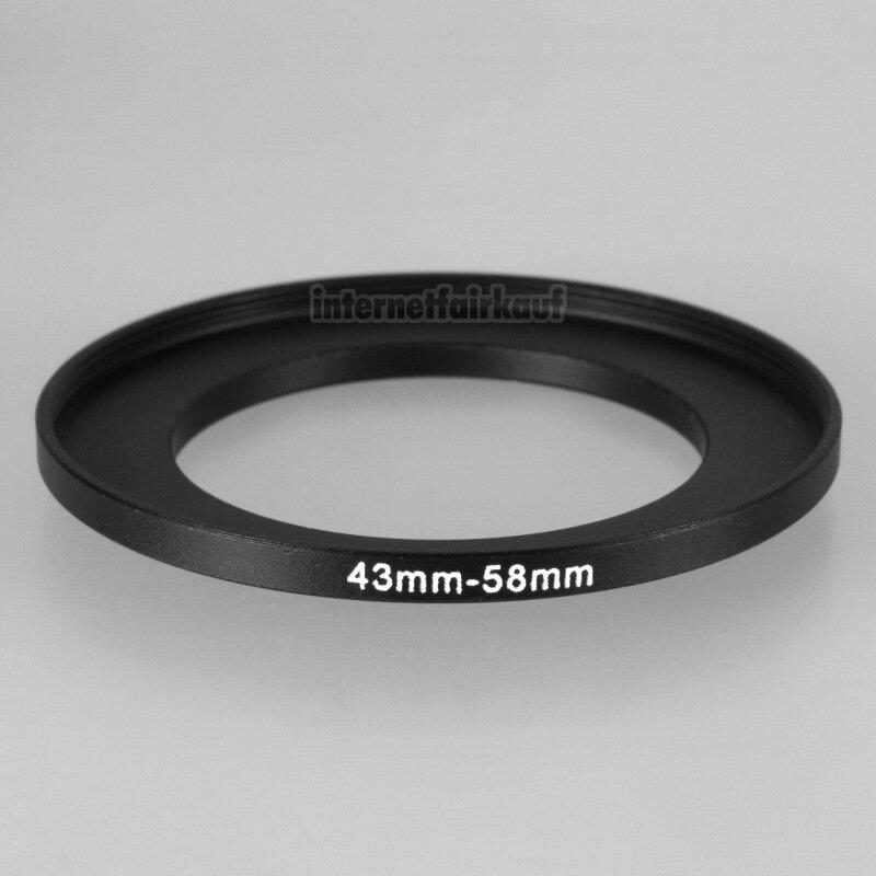 43-58mm Adapterring Filteradapter