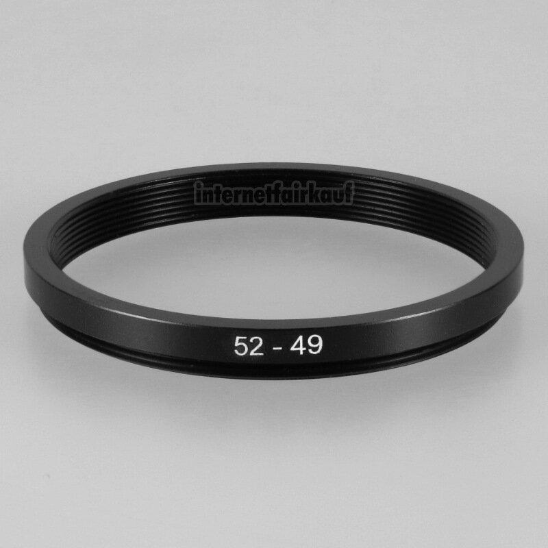52-49mm Adapterring Filteradapter