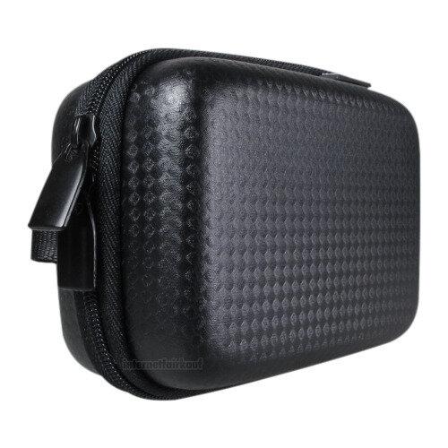 Hama Kameratasche Hardcase Carbon Style 60L schwarz
