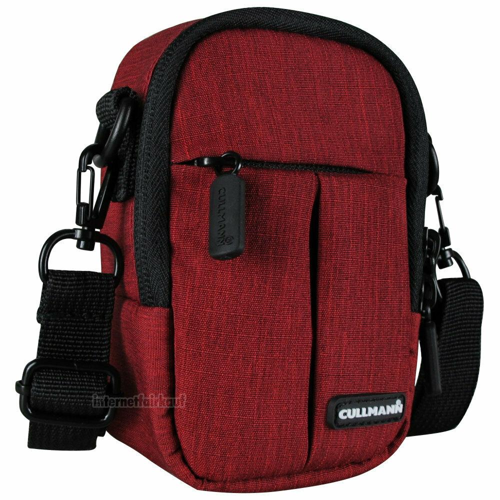 Cullmann Kameratasche Malaga Compact 400, rot