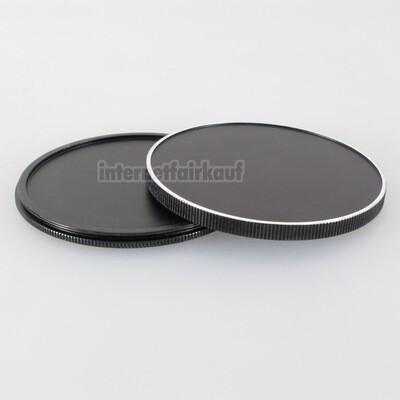 58mm Stack Caps Filterkappen Filter Container