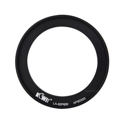 Kiwifotos LA-62P600 Adapter für Nikon Coolpix P610 P600 B600 B700