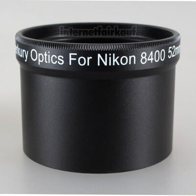 Adapter Tubus für Nikon Coolpix 8400