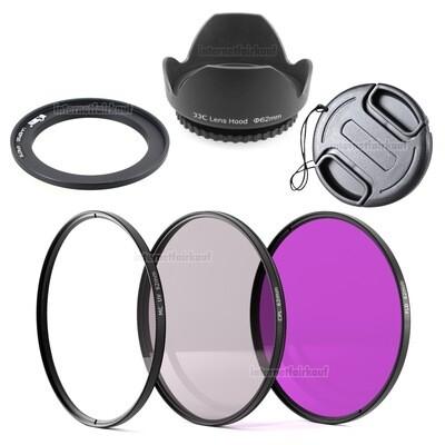 6-teiliges Zubehörset für Nikon B600 B700 P610 P600