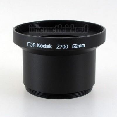 Adapter Tubus für Kodak Z700