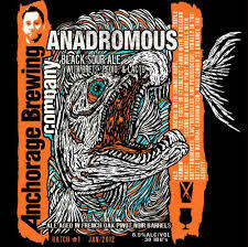 Anchorage Brewing Anadromous 750ml