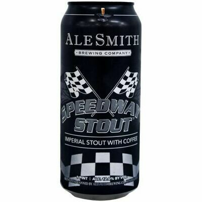 Alesmith Speedway Stout Can