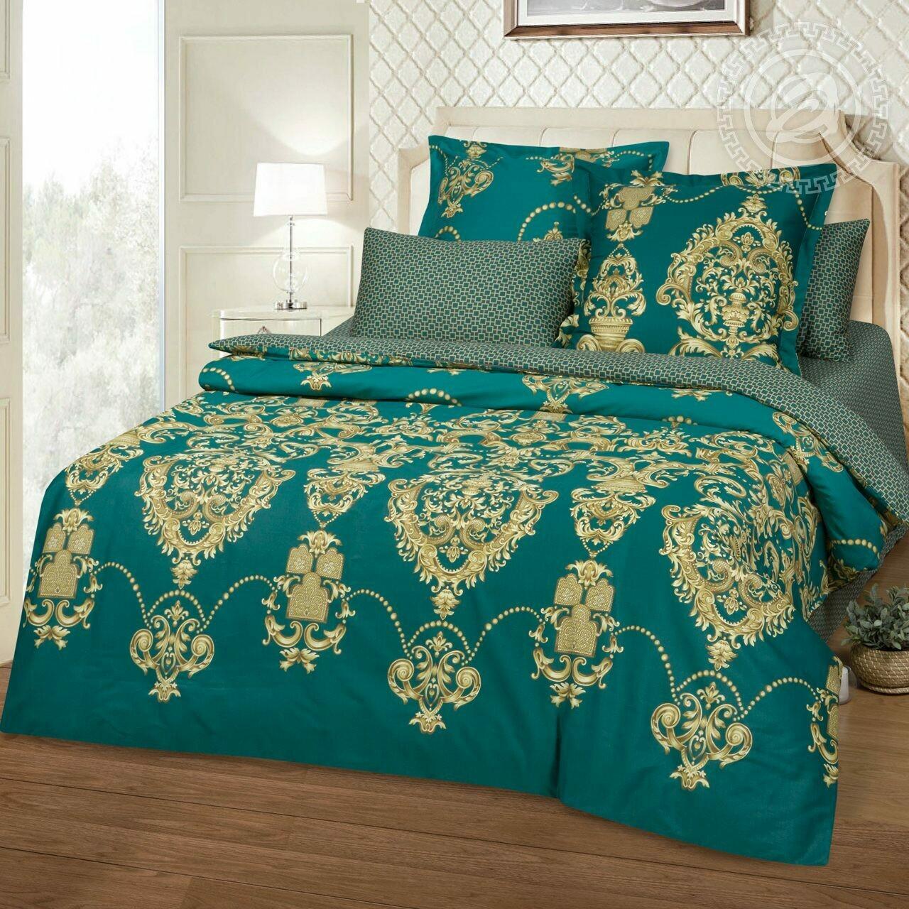Комплект постельного белья из сатина Империя