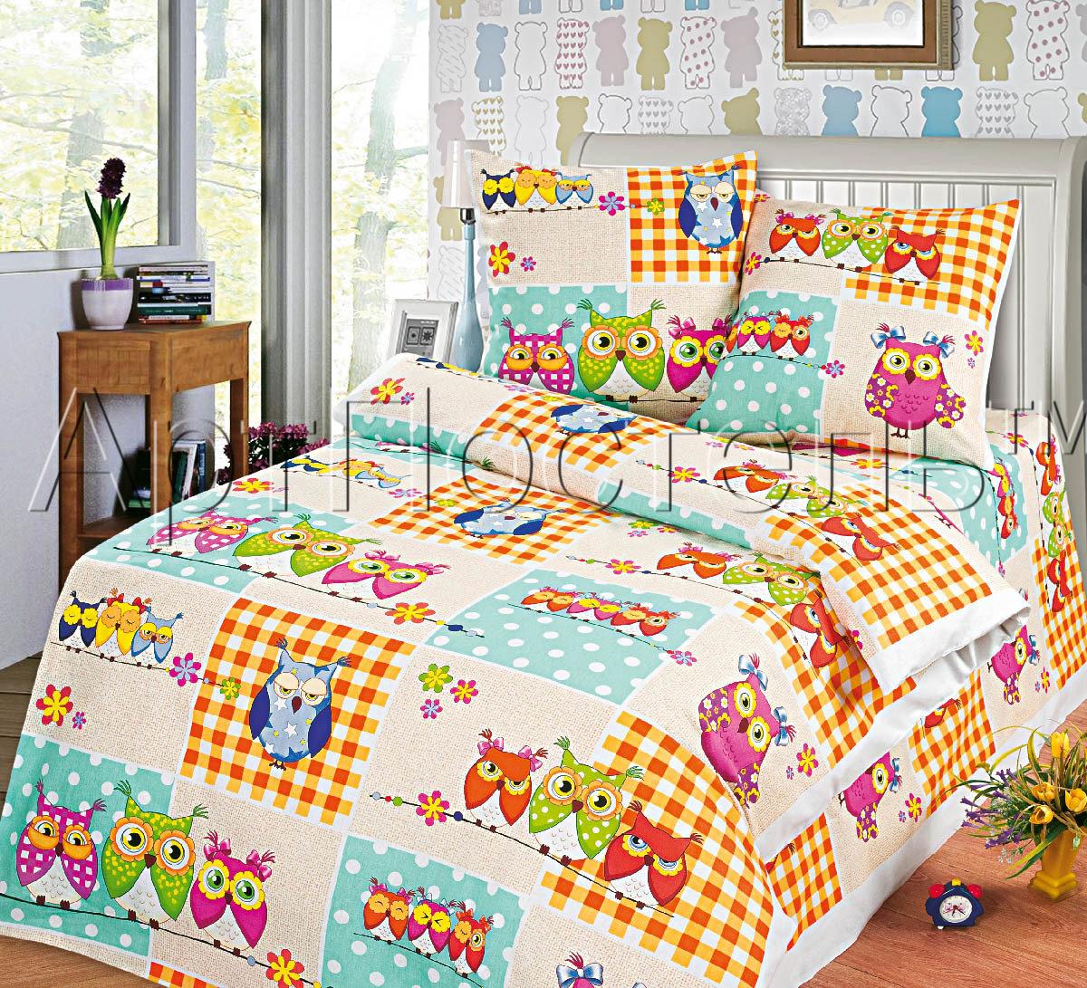 Комплект постельного белья из бязи Соня