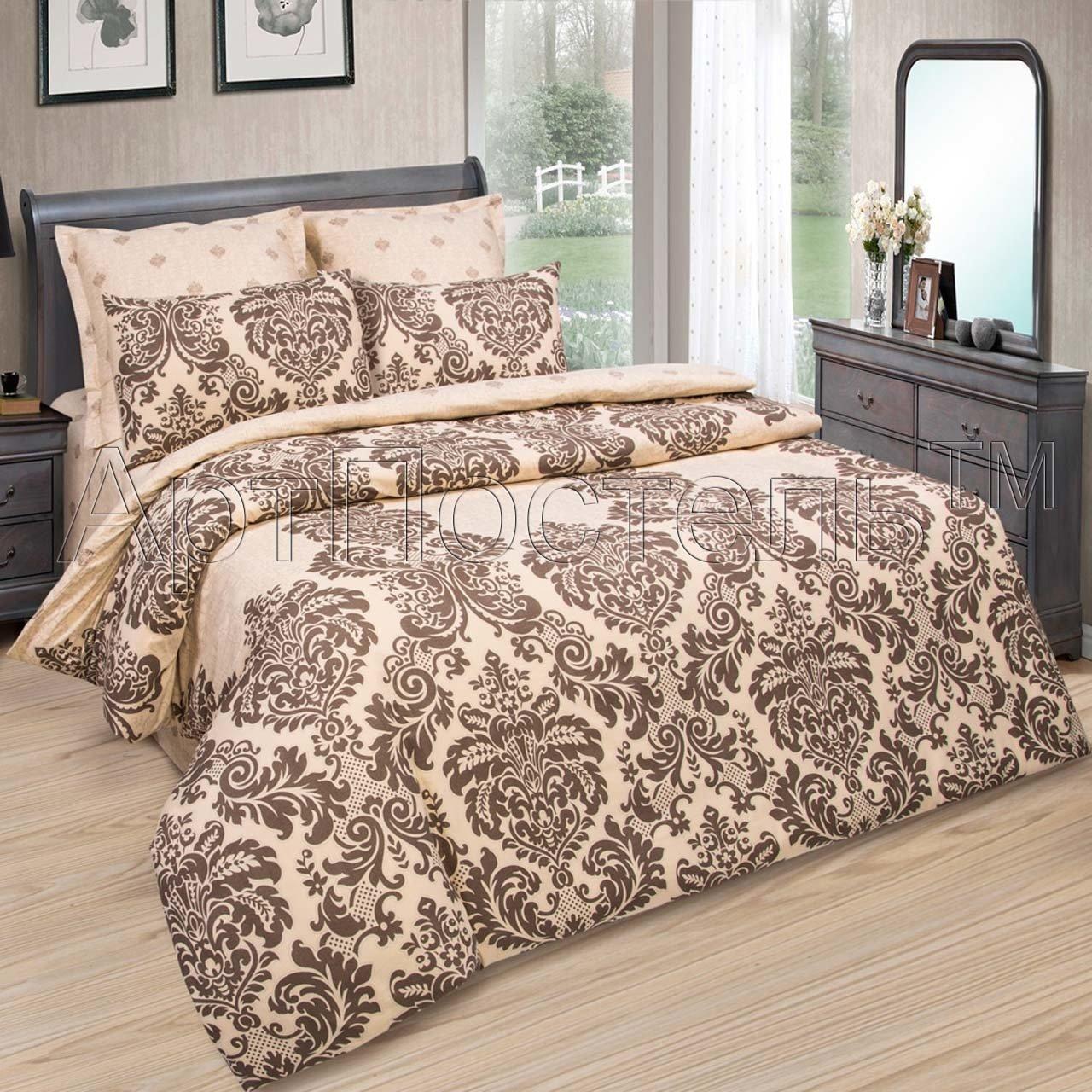 Комплект постельного белья из сатина Канары