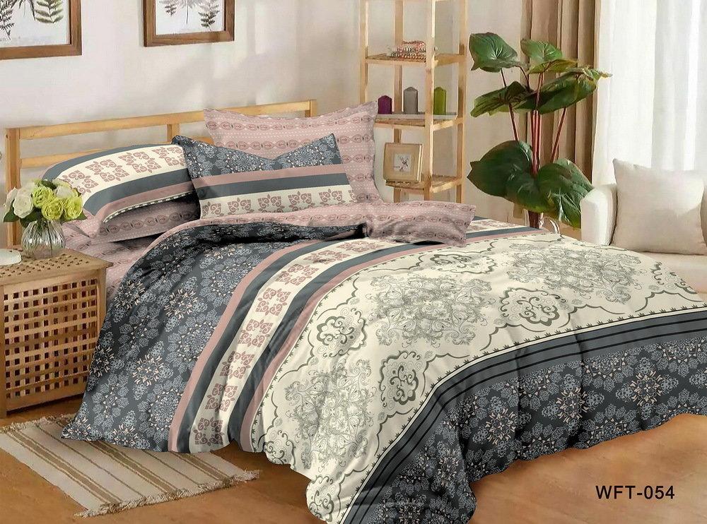 Комплект постельного белья из сатина Вернисаж