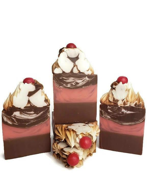 Outstanding Birthday Cake Soap Personalised Birthday Cards Sponlily Jamesorg