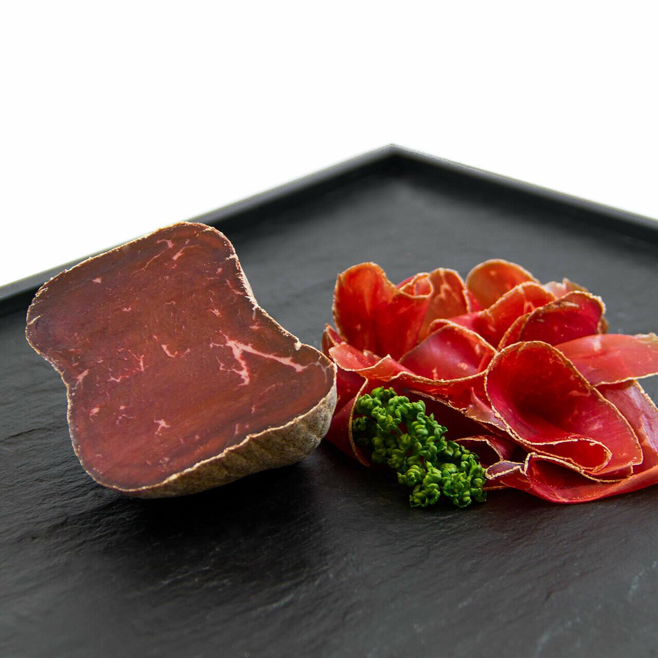 Viande séchée de boeuf du Valais IGP (env. 100gr)