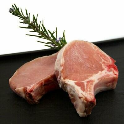 Côtelette de porc CH coupée (env. 200gr)