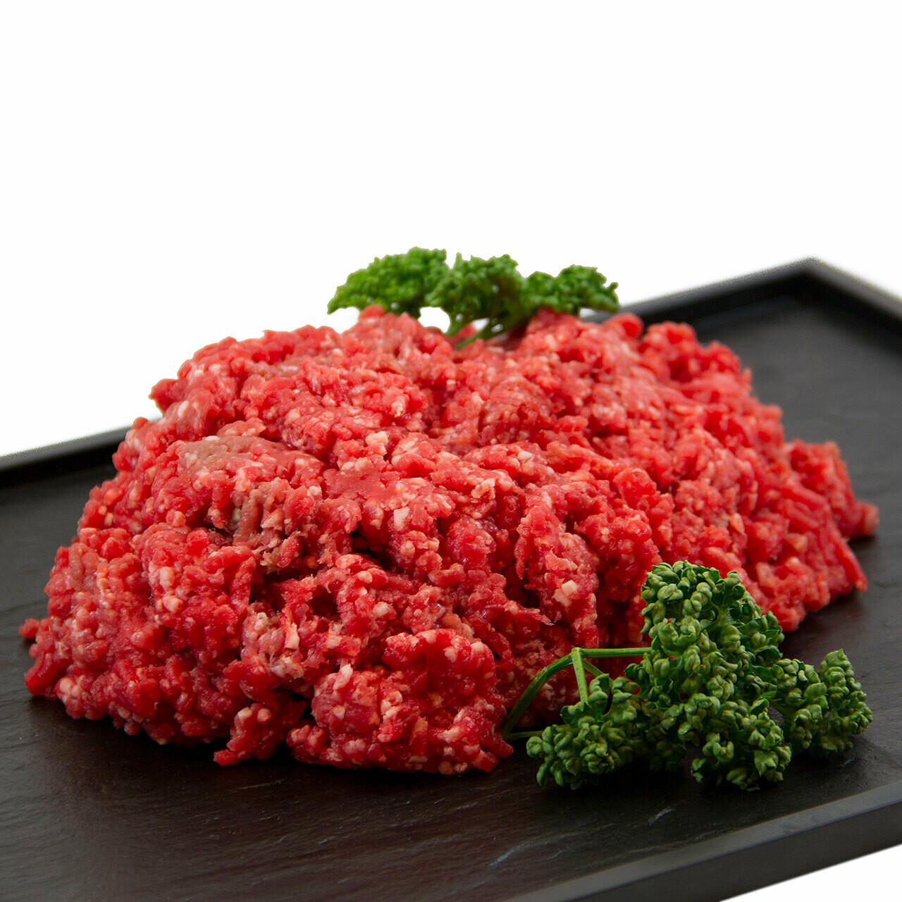 Viande hachée de boeuf CH (100gr)