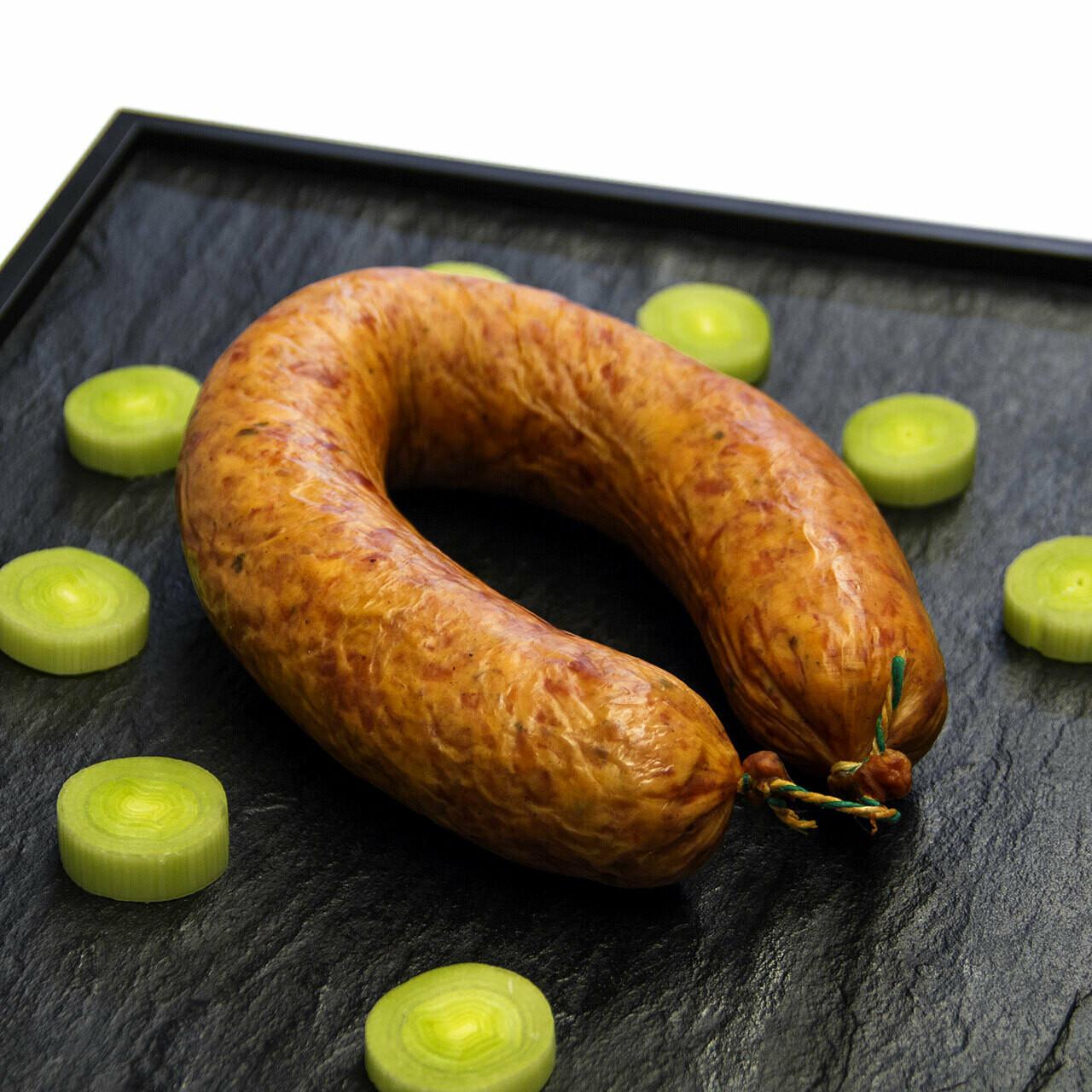 Saucisse aux choux (env. 380gr)