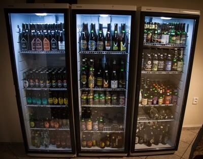 Lahvové z lednic (České pivovary)