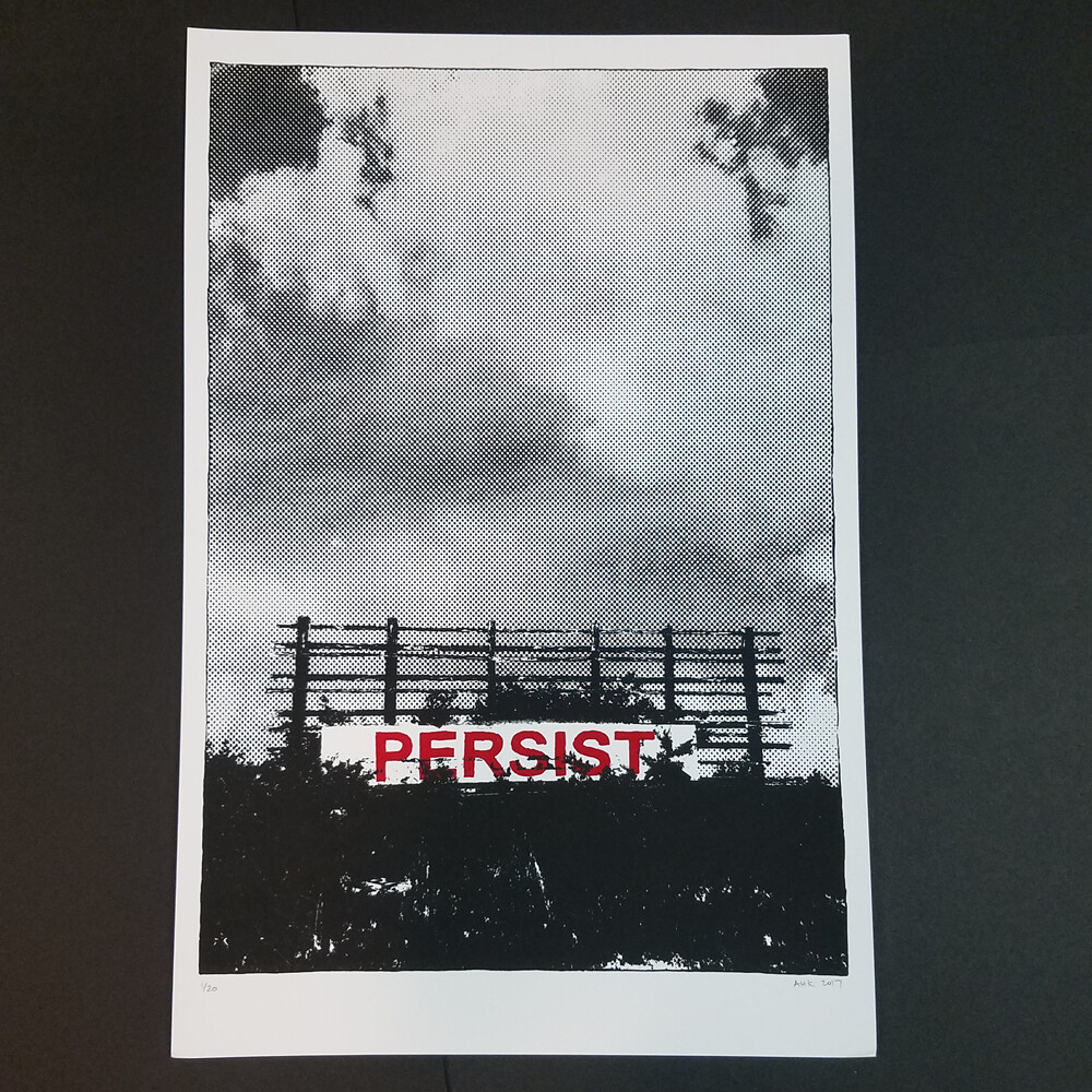 PERSIST poster