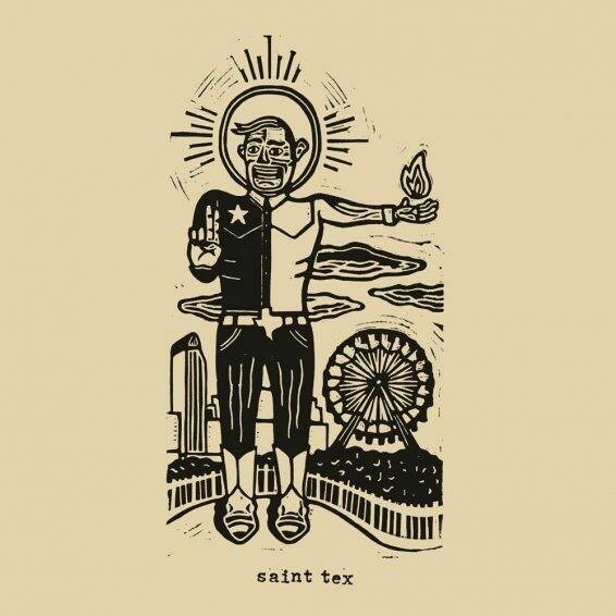 SAINT TEX shirt