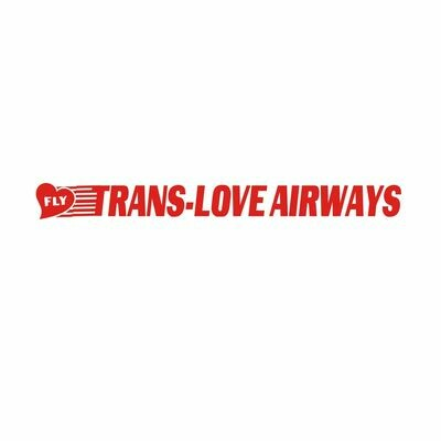 TRANS-LOVE AIRWAYS shirt