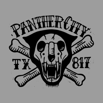 PANTHER CITY 817 shirt