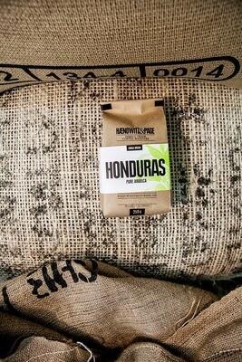 Haenowitz & Page HONDURAS