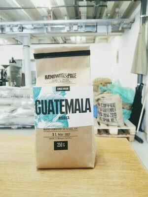 Haenowitz & Page GUATEMALA