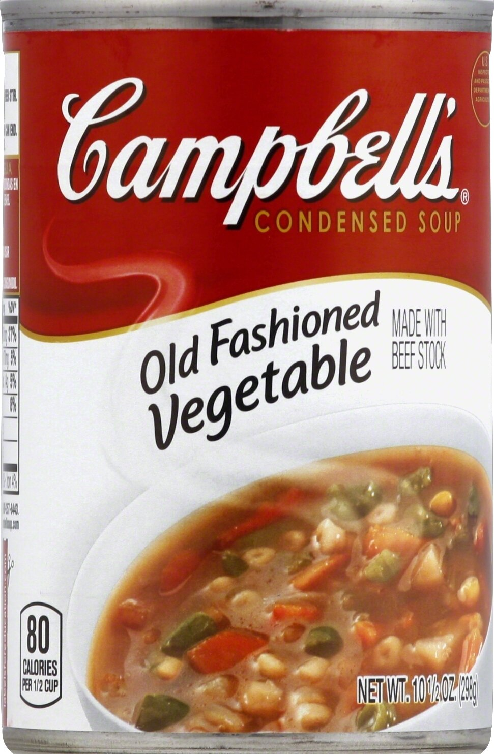 Cambell's Vegetable Soup 7 1/4 oz