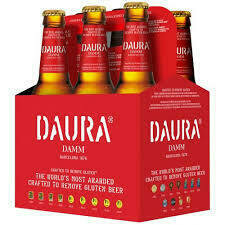 Daura Damm 6 pk Gluten Free