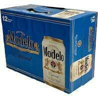 Modelo 12 Pack cans