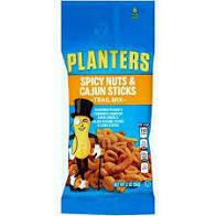 Planters Spicy Nuts & Cajun 2 oz