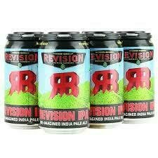 Revision IPA 6pack can, new
