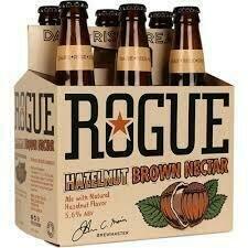 Rogue Hazelnut Brown 6pk