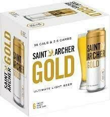 Saint Archer Gold 12pack
