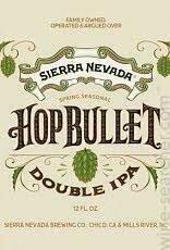Sierra Nevada Hop Bullet 19oz