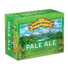 Sierra Nevada Pale 12pk CANS