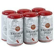 Trumer Pils 6 pack can