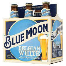Blue Moon 6 Pack Bottles