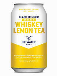 Cutwater Whiskey lemon T