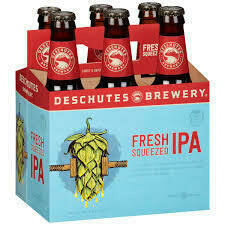 Deschutes Fresh Squeezed IPA 6