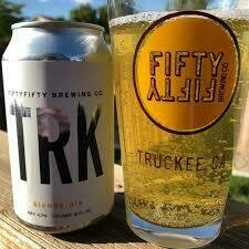 Fifty Fifty Brew Co. TRK Blond 6pk